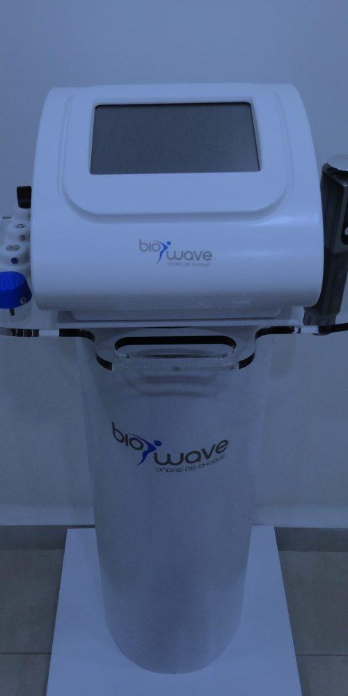 Biowave pedestal